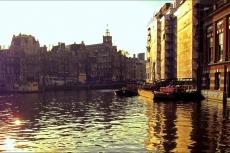 Gracht in Amsterdam (Foto: Selma Broeder Lizenz: CC BY 2.0)