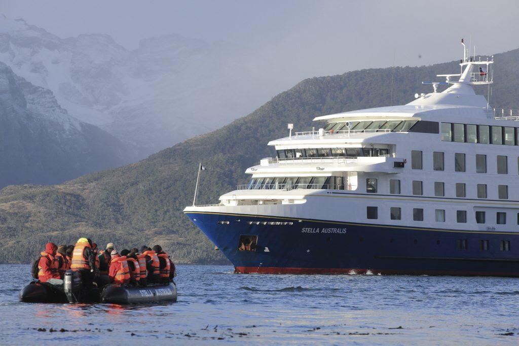 Landgang - MV Stella Australis