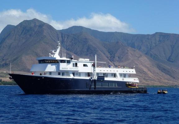 MV Safari Explorer