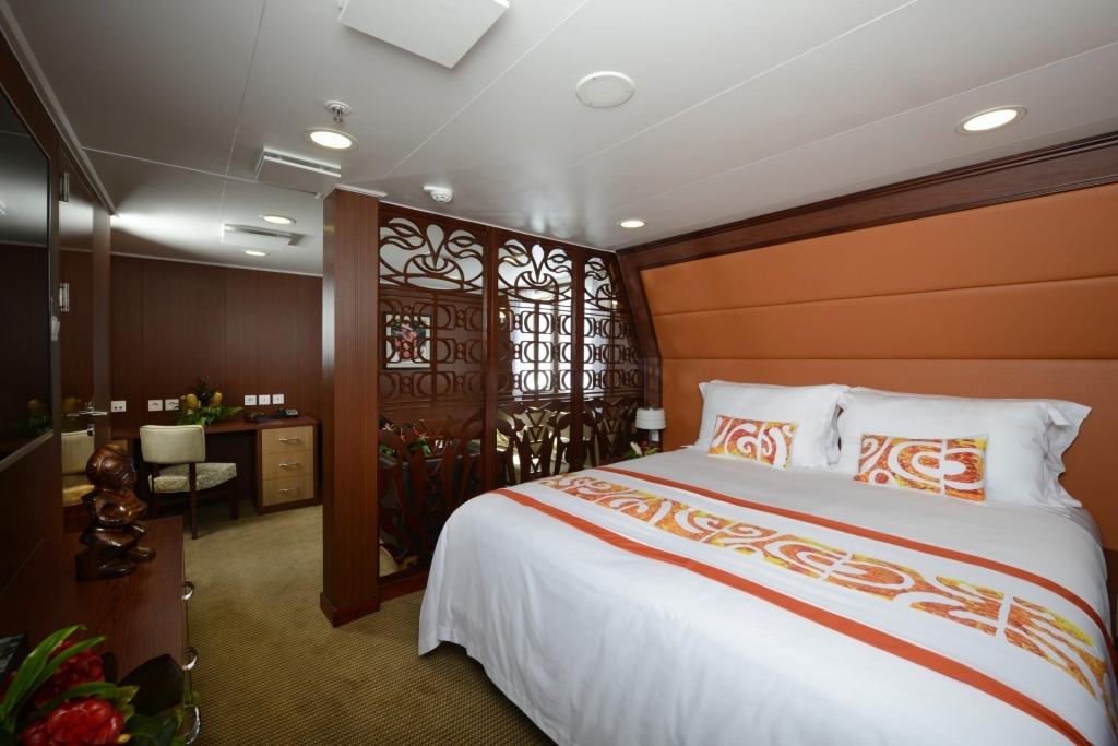 Royal-Suite - Postschiff Aranui 5
