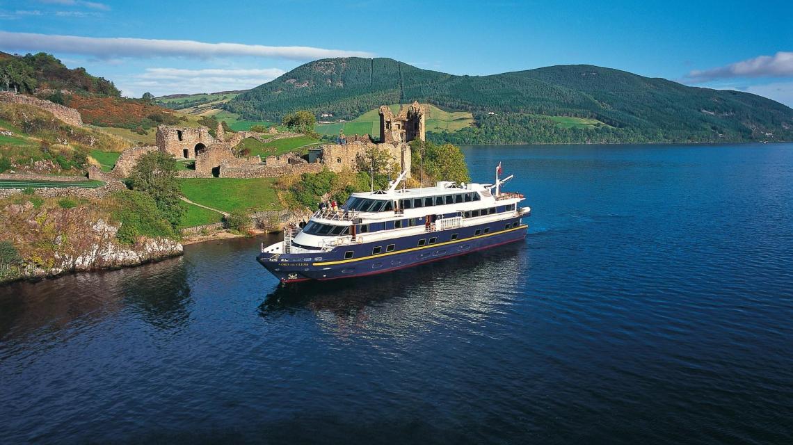 MV Lord of the Glens  (Schottland)