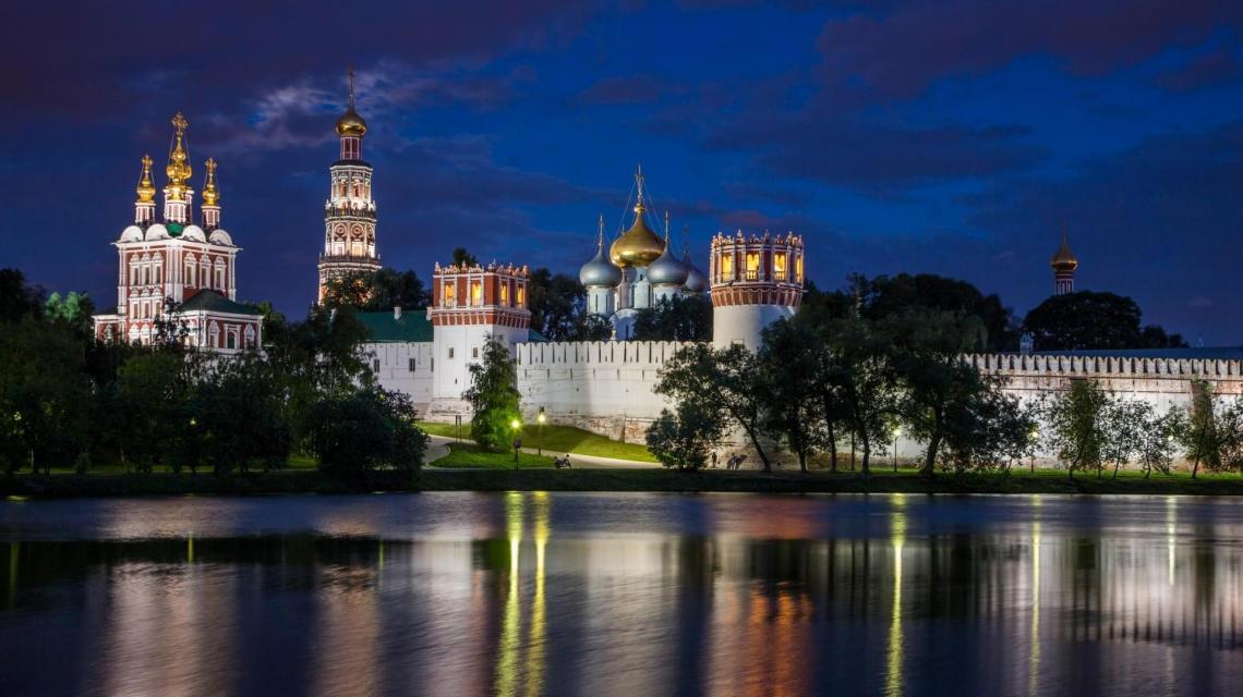 Kalinka-Express - Goldene Kuppeln und Paläste entlang russischer Flüsse