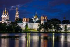 Nowodewitschi-Kloster in Moskau