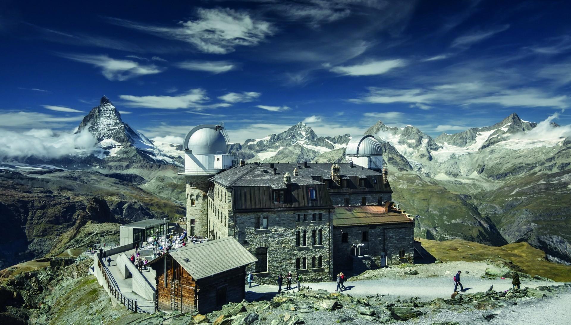 Gornergrat mit Matterhorn