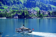 Bönigen am Brienzersee (Foto: Interlaken Tourismus)