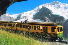 Jungfraubahn Zahnradbahn