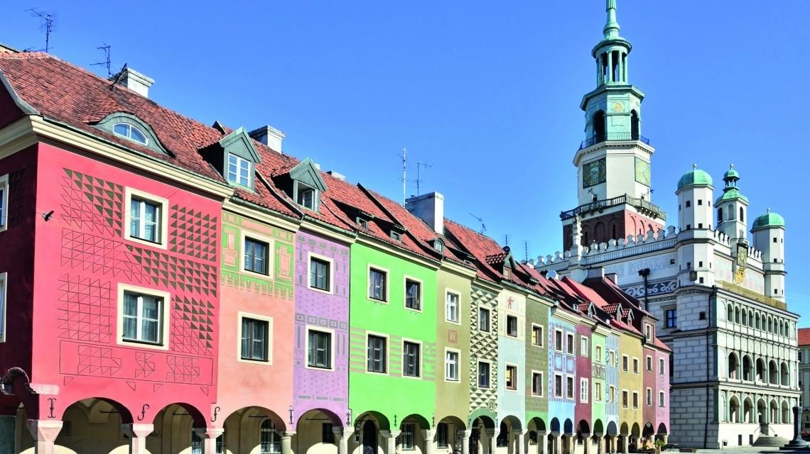Poznan ( Posen