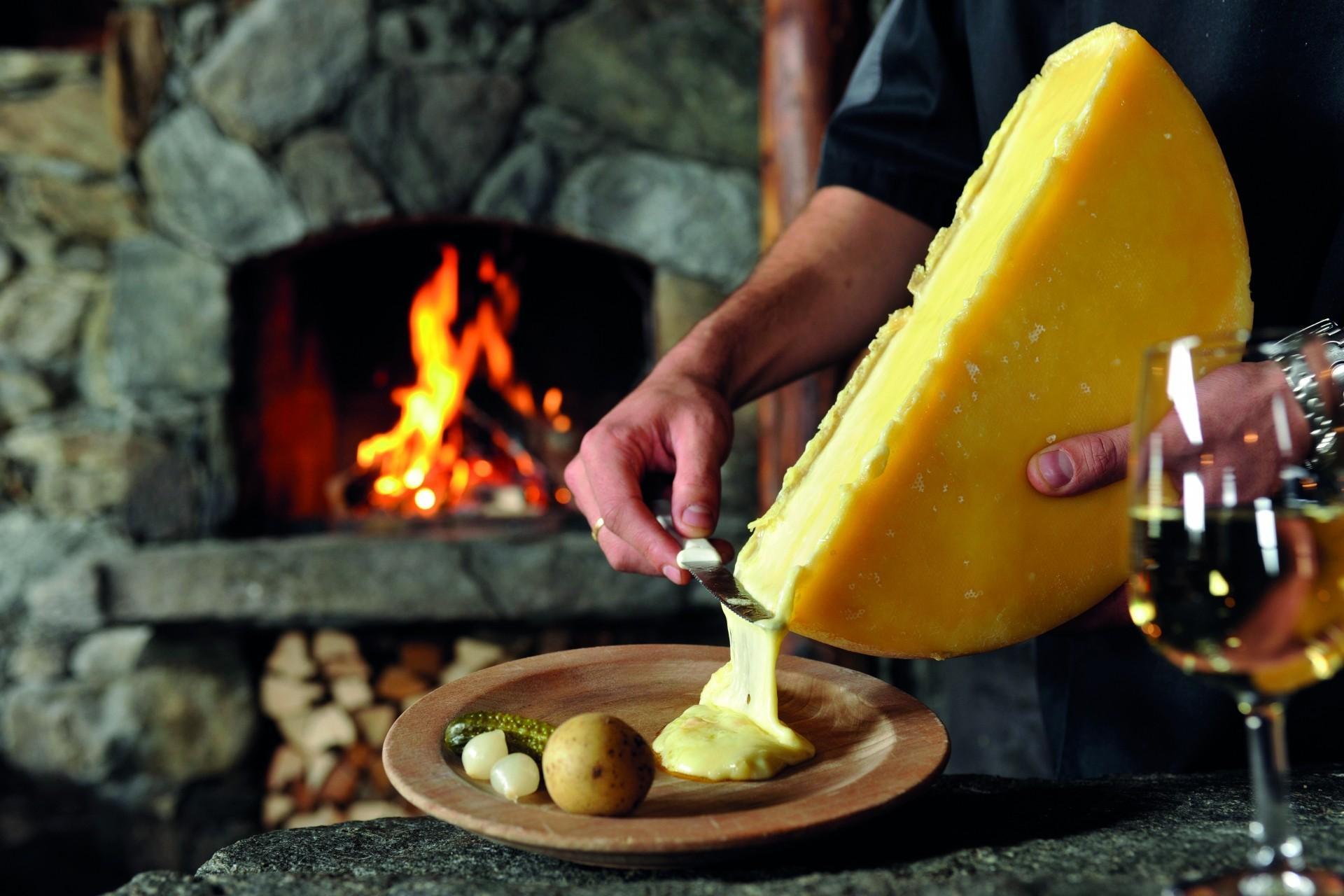 Käse im Kanton Wallis