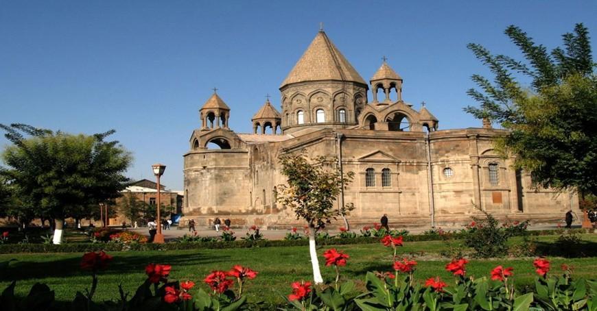 Etschmiadsin in Armenien