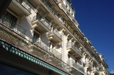Hotel Eden Palace in Montreux