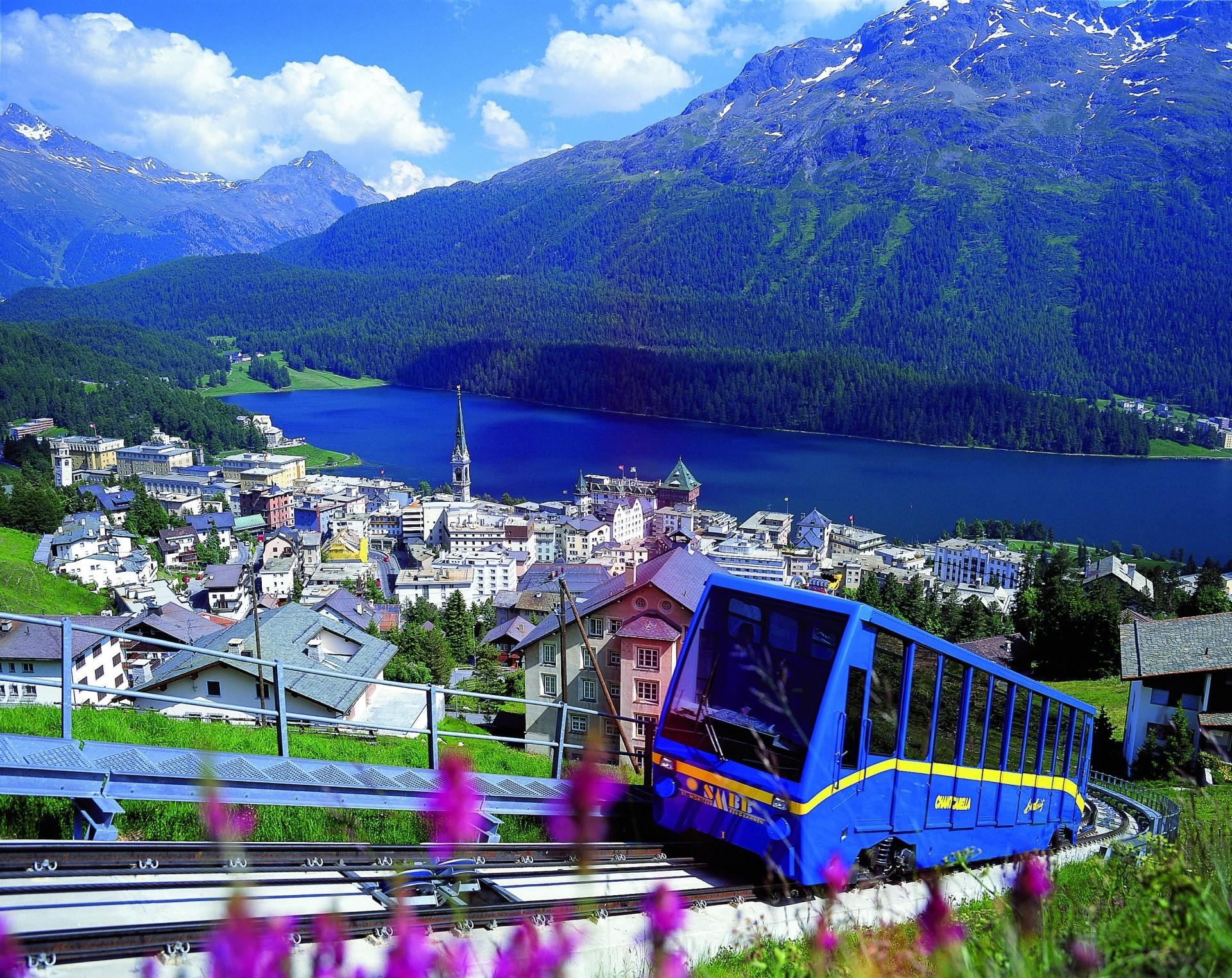 St. Moritz (Foto: Kur- und Verkehrsverein St. Moritz)