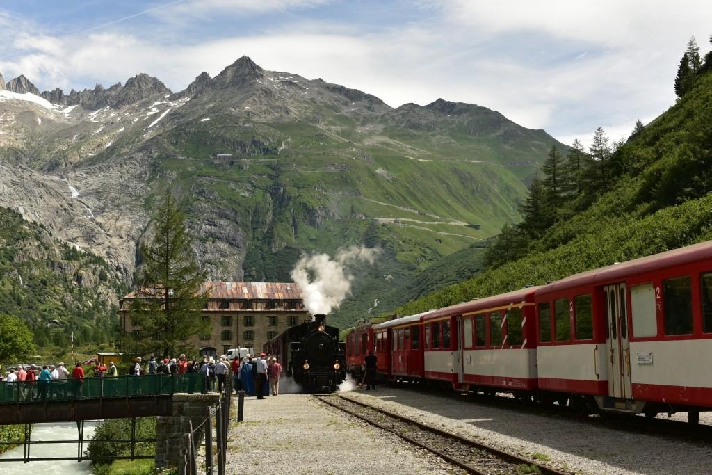 Swiss Alps Classic Express