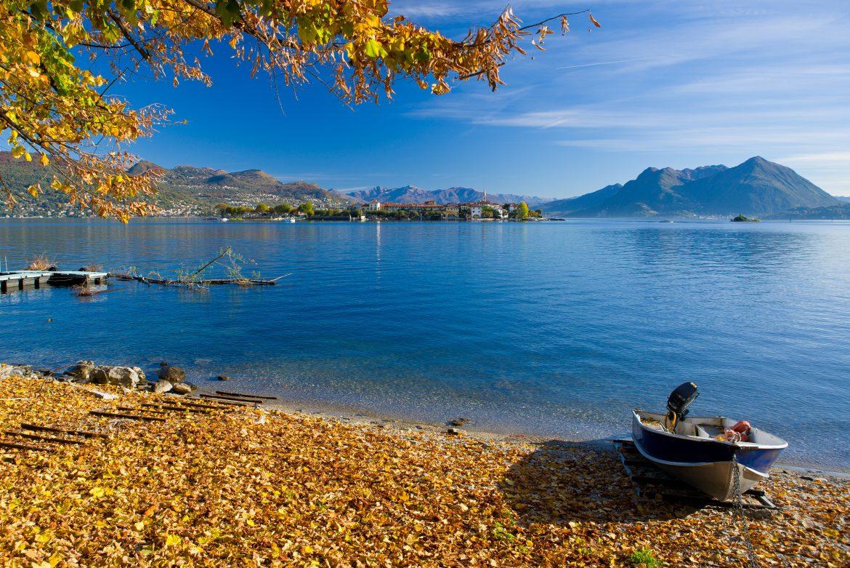 Lago Maggiore, Herbst
