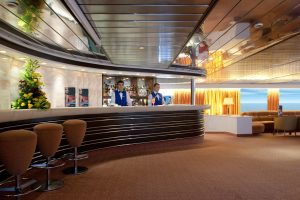 MS Ocean Majesty, Lounges