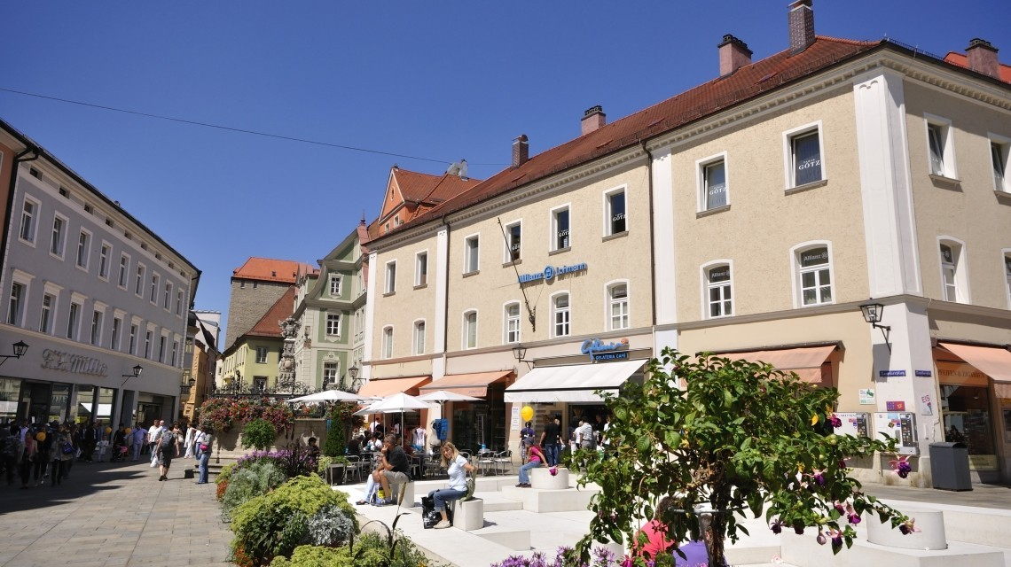Neupfarrplatz, Regensburg
