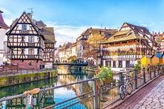 La Petit France in Straßburg