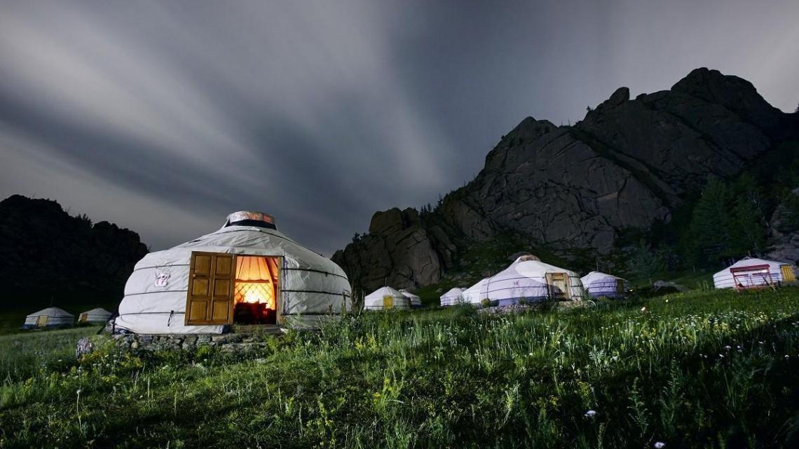 Zarengold - Mongolei-Rundreise bis Peking