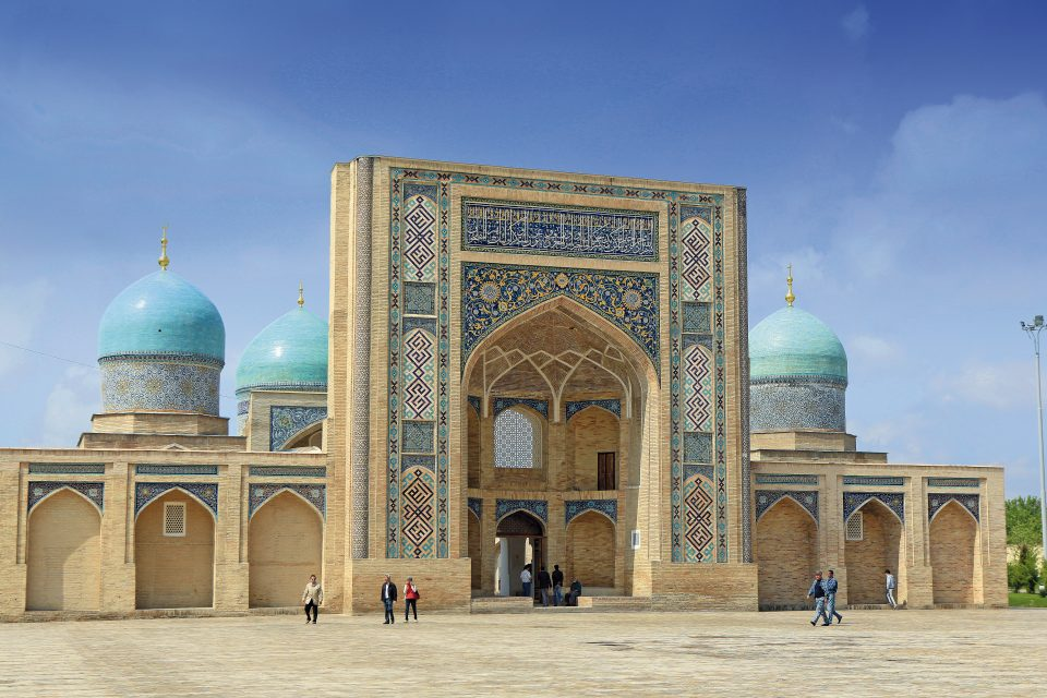 Freitags-Moschee in Taschkent