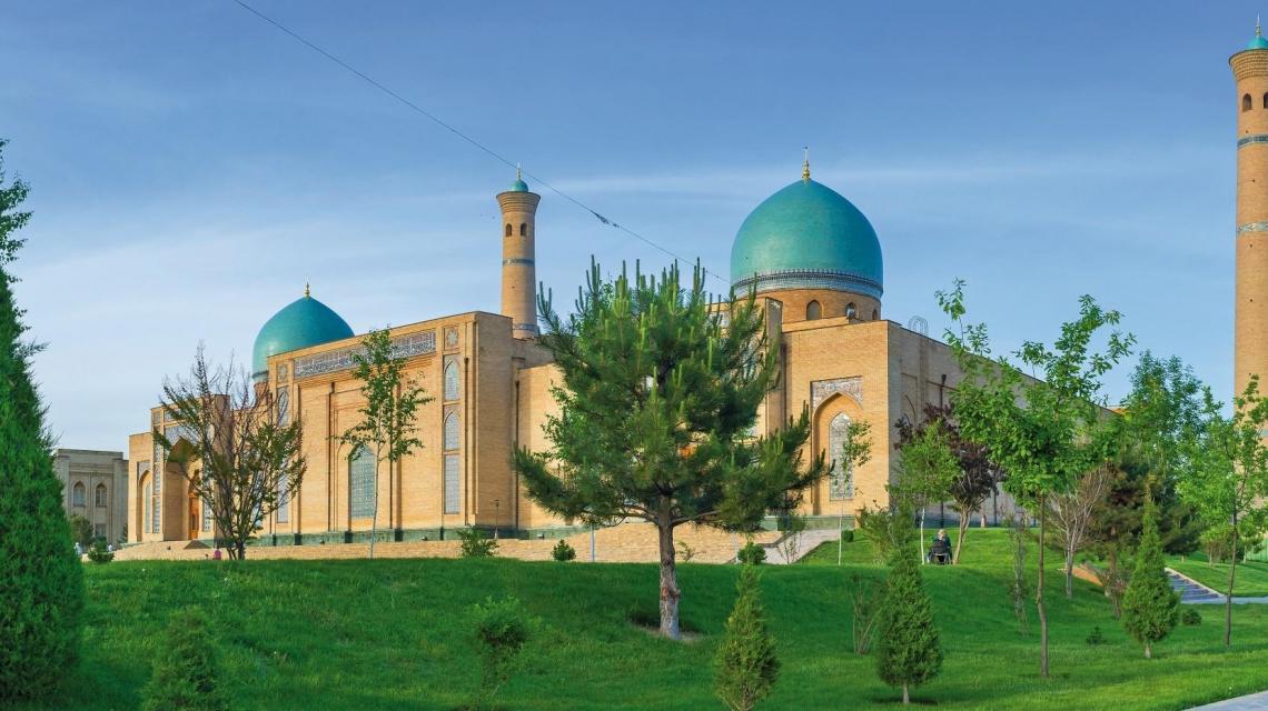 Hasrati Imam Komplex in Taschkent