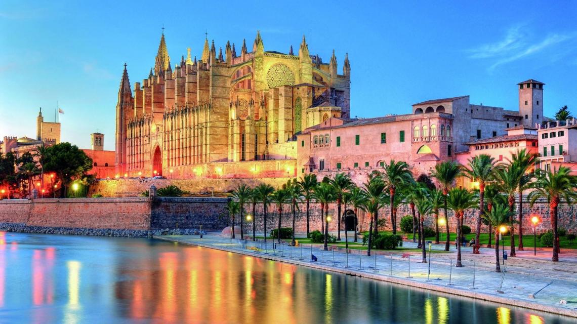 Kathedrale der Heiligen Maria - Palma de Mallorca