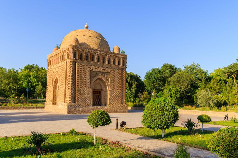 Samaniden-Mausoleum in Buchara