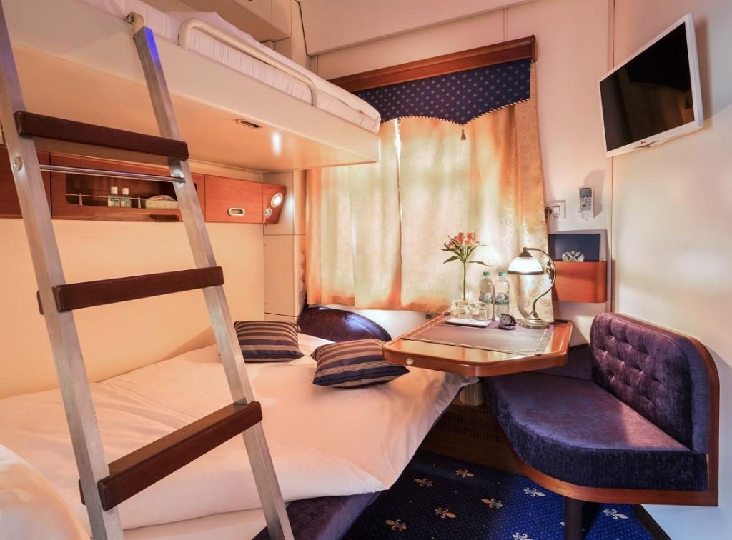 Gold Class Golden Eagle Trans-Siberian Express