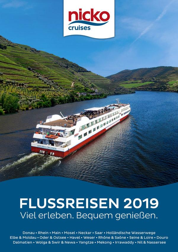 Nicko Flussreisen 2019