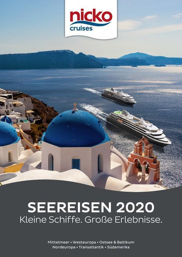 Nicko Seereisen 2020