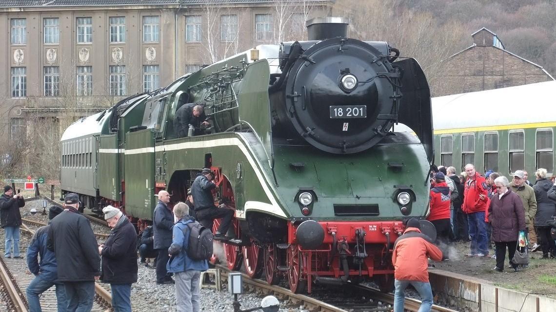 Lokomotive 18201