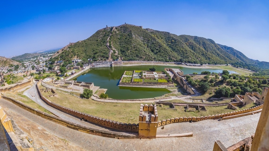 Fort Amber in Jaipur