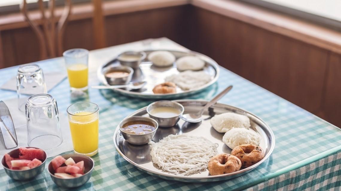 Essen in Indien