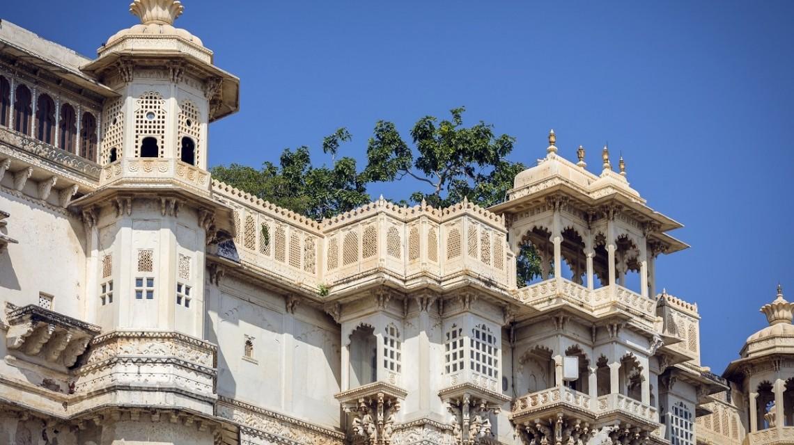 Stadt-Palast von Udaipur