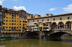Ponte Vecchio in Florenz (PantherMedia 12031652)