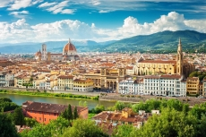 Florenz Santa Croce (shutterstock)