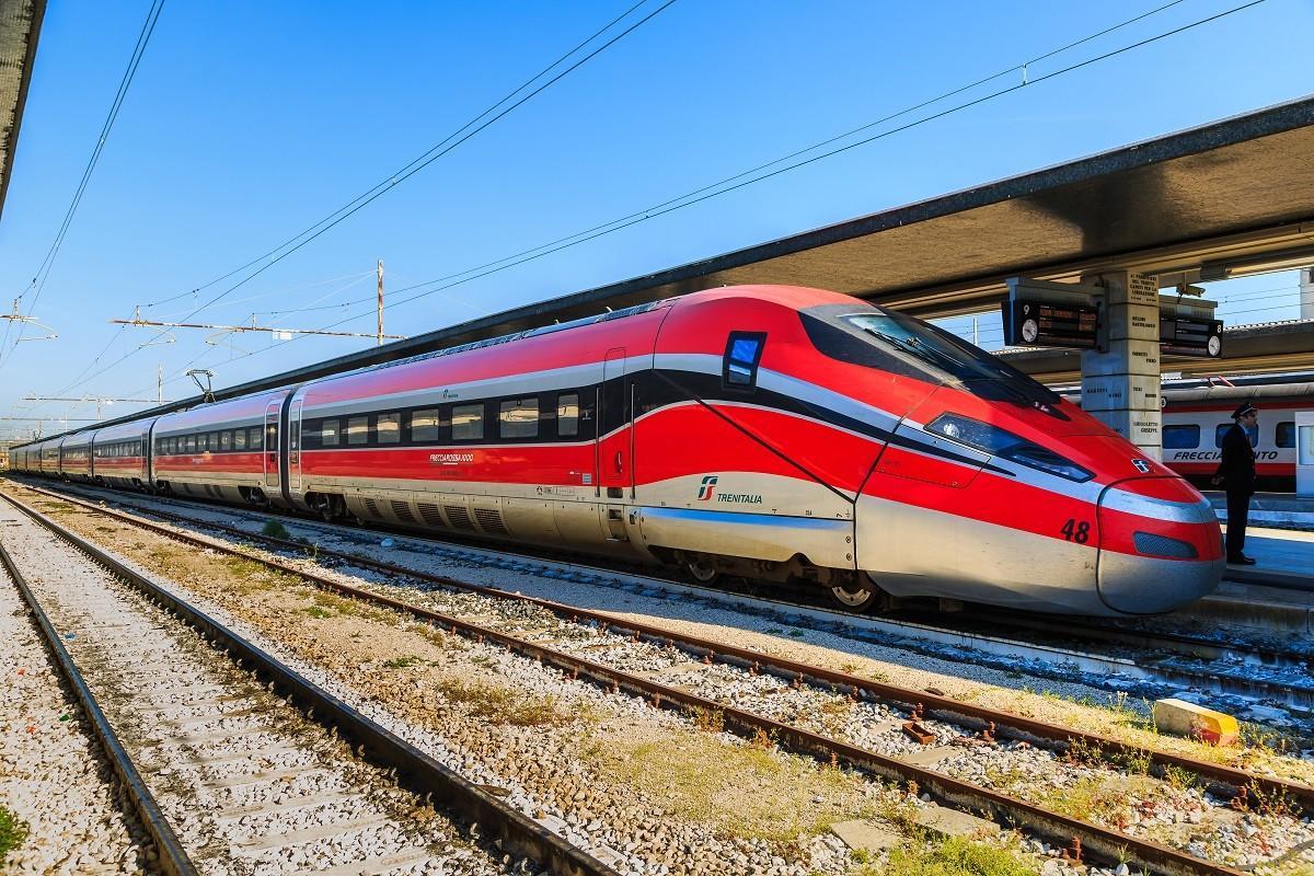 Frecciarossa - Hochgeschwindigkeitszug