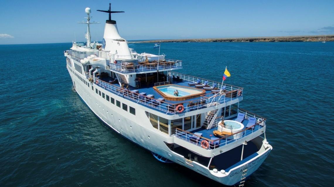 MS Galapagos Legend