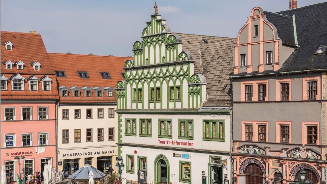 Markt in WeimarFoto: Maik Schuck