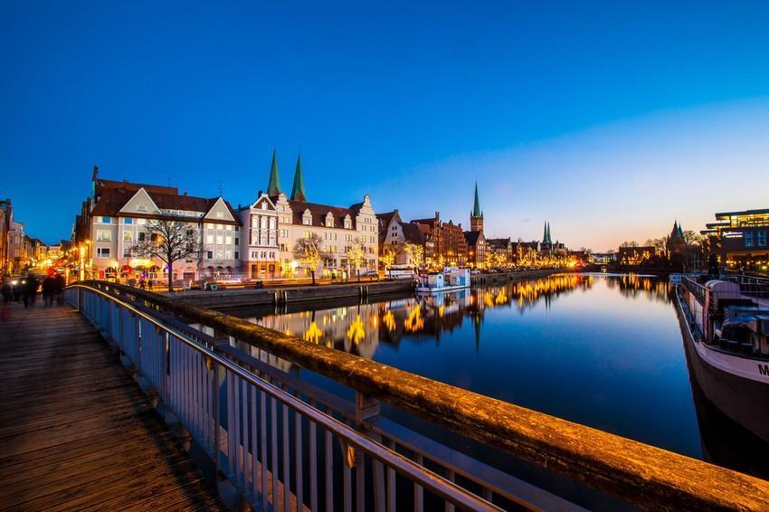 Hanseatischer Advent in Lübeck in der Weihnachtsstadt des Nordens