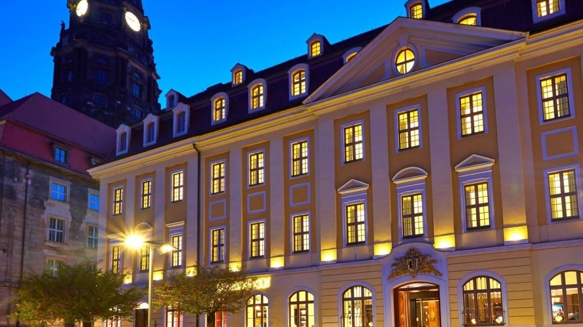 Hotel Gewandhaus Dresden