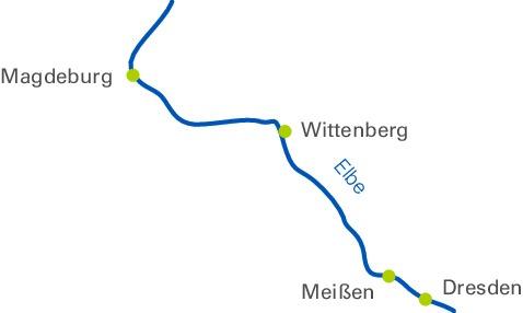 Flussplan MS Junker Jörg