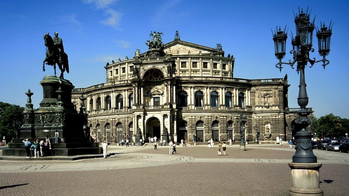 Semperoper Dresden - Foto: DWT / Dittrich
