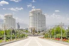 Aschgabat Hauptstadt Turkmenistan (Shutterstock)