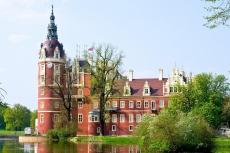 Das neue Schloss in Bad Muskau (shutterstock)