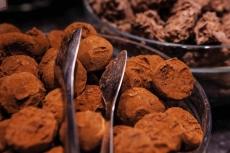 Schokolade Pralinen in Belgien (Shutterstock)