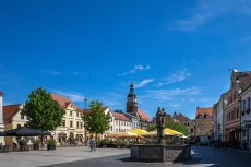Marktplatz in Cottbus (shutterstock)