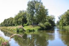 Donauzusammenfluss - Stadt Donaueschingen