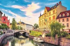 Ljubljana Slowenien (Shutterstock)
