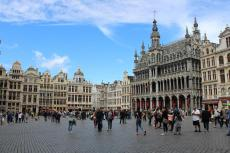 Grand Place in Brüssel (Foto: Aletta Jaeckel)