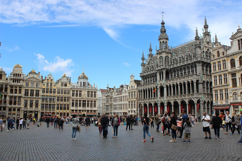 Der Grand Place in Brüssel