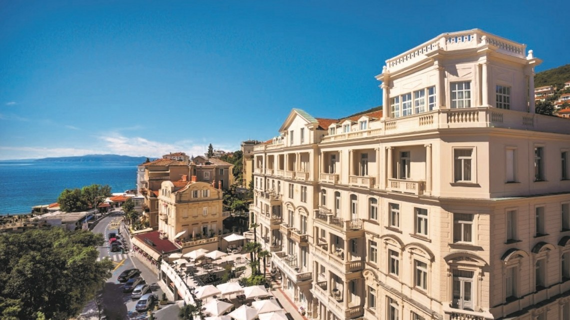 Opatija- Hotel Remisens Premium Grand Hotel